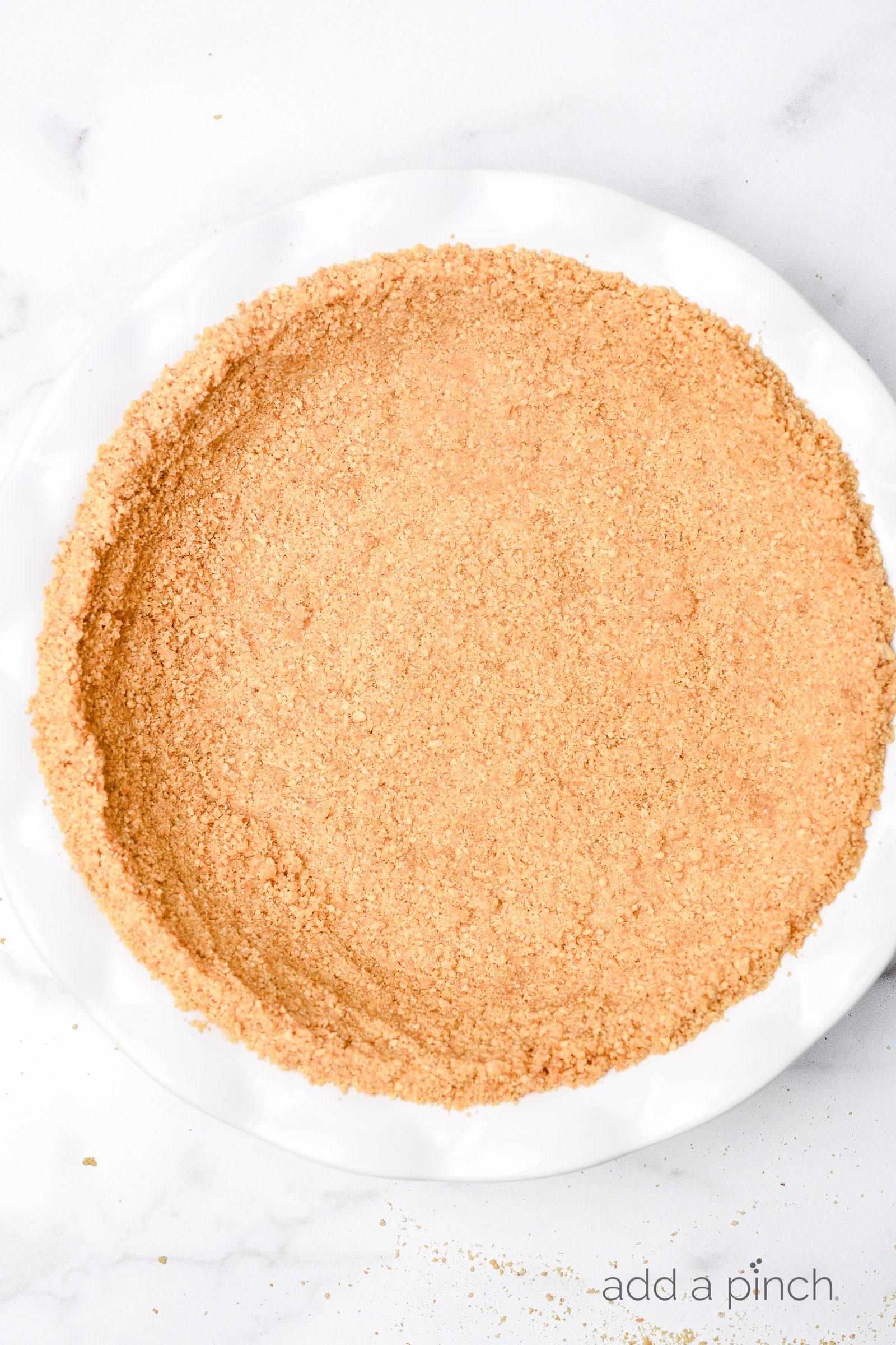 Simple Graham Cracker Crust Recipe Add A Pinch