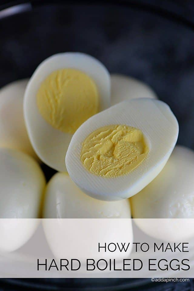 How to Make Perfect Hard Boiled Eggs  Add a Pinch