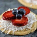 Mini Fruit Pizza Recipe
