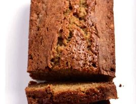 The Best Banana Bread Recipe - An updated classic banana bread recipe that makes a moist, tender banana bread every time. Made with simple ingredients this easy banana bread recipe is always favorite! // addapinch.com