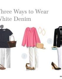 White Denim | ©addapinch.com