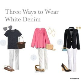 White Denim | ©addapinch.com