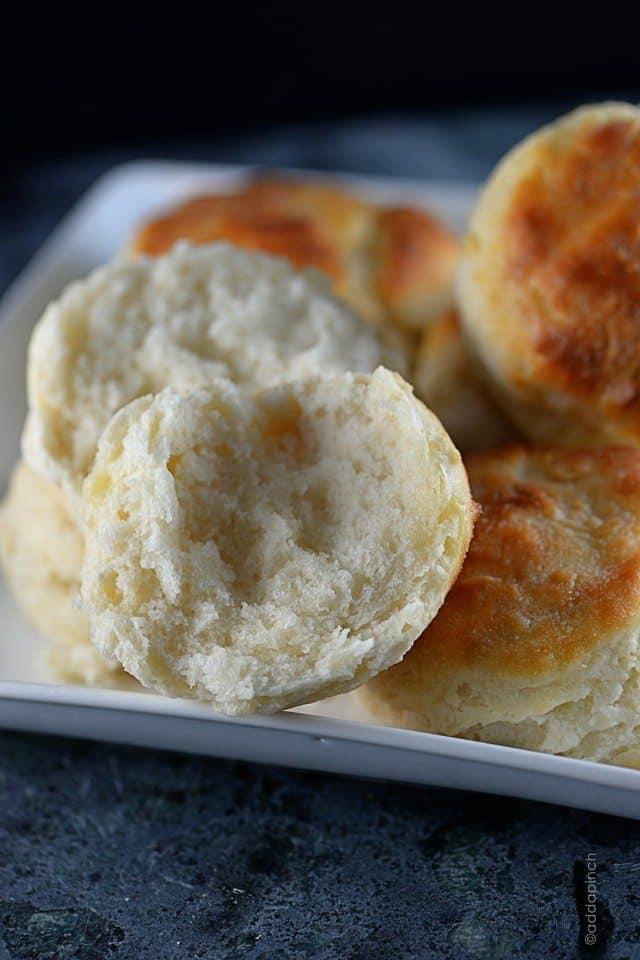 Angel Biscuits Recipe - Add a Pinch