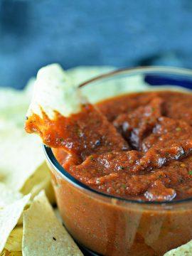 Restaurant Style Salsa Recipe