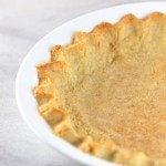 Shortbread Crust Recipe
