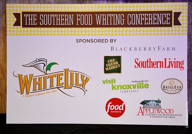 Southern Food Writing Conference from addapinch.com