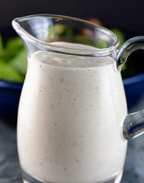 Buttermilk Ranch Dressing Recipe from addapinch.com