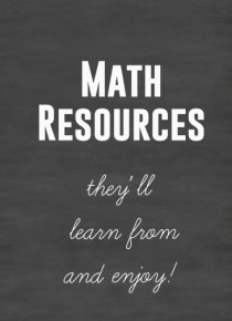 Resources for Teaching Mathmatics