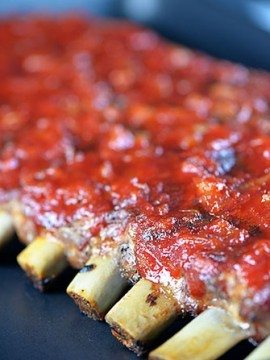 Simple BBQ Ribs Recipe