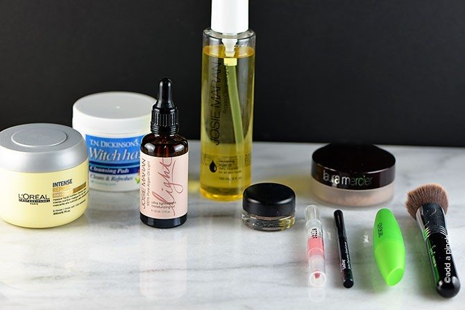 May Beauty Loves from addapinch.com