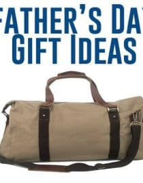 Father's Day Gift Ideas from addapinch.com