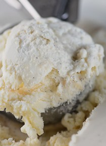 No Churn Vanilla Ice Cream Recipe