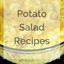 Potato Salad Recipes from addapinch.com