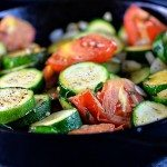 Skillet Zucchini Recipe