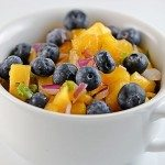 Blueberry Peach Salsa Recipe