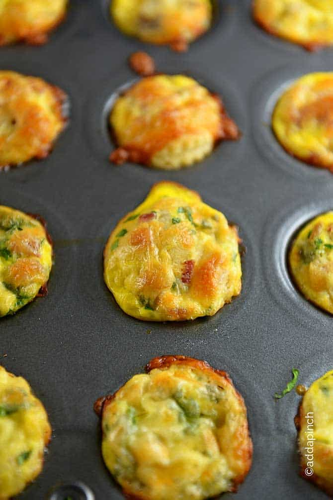 Mini Quiche Recipe Add A Pinch
