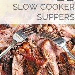 50 Slow Cooker Recipes for Supper