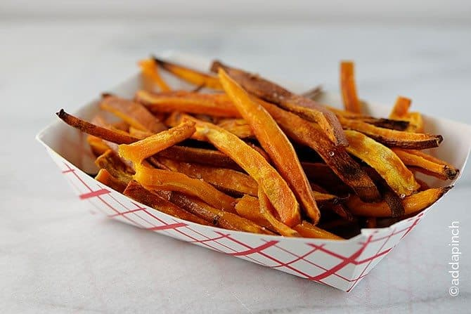 Sweet Potato Fries Recipe Add A Pinch