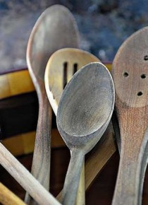 How to Care for Wooden Spoons