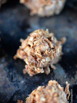 Skinny No-Bake Chocolate Cookies Recipe