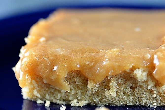 Peanut Butter Icing Recipe