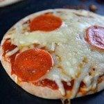 Pita Pizzas Recipe (15 Minutes Pizzas)