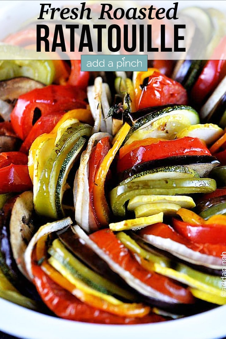 Ratatouille Recipe Add A Pinch