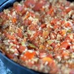 Spanish Rice Recipe with Ground Beef
