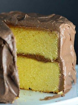 The Best Classic Yellow Cake Recipe