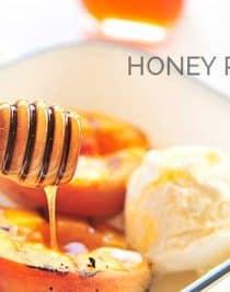 50+ Honey Recipes from addapinch.com