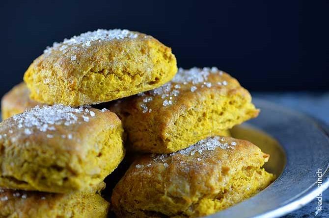 Sweet Pumpkin Biscuits Recipe