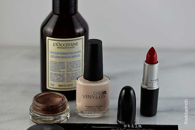 Beauty Loves September 2014 from addapinch.com