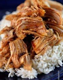 Teriyaki Chicken from addapinch.com