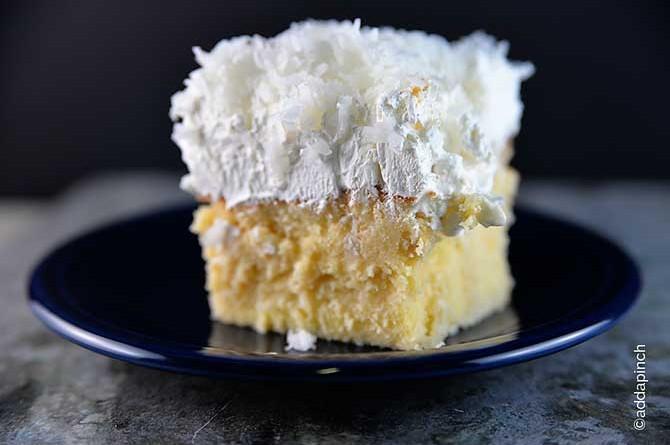 The Ultimate Coconut Cake Recipe