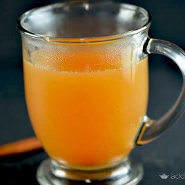 Mulled Apple Cider Recipe from addapinch.com