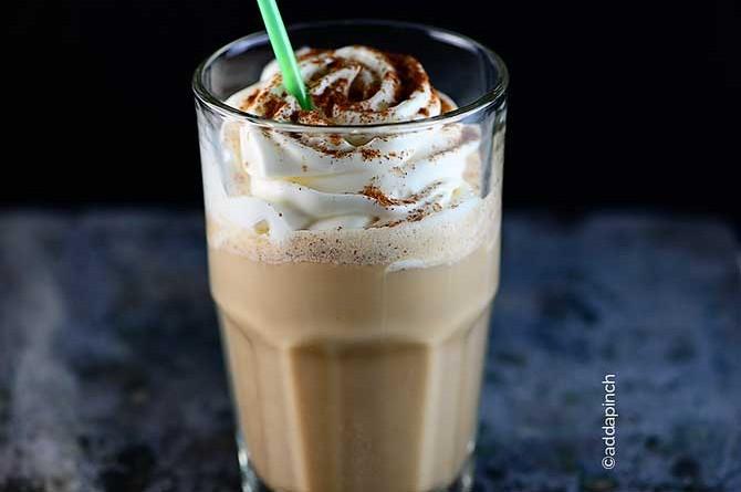 Pumpkin Spice Latte Recipe 3 Ways - Regular, Iced, and Skinny