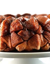 Salted Caramel Monkey Bread from addapinch.com