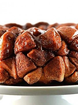 Salted Caramel Monkey Bread Recipe