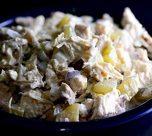 Chicken Salad With Pickles Recipe Add A Pinch