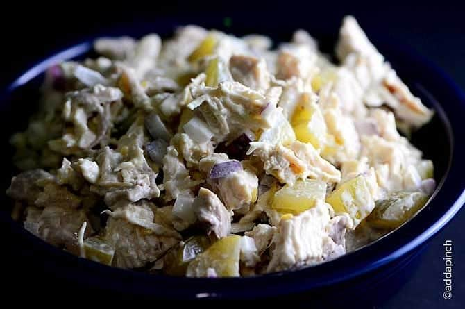 Chicken Salad with Pickles Recipe