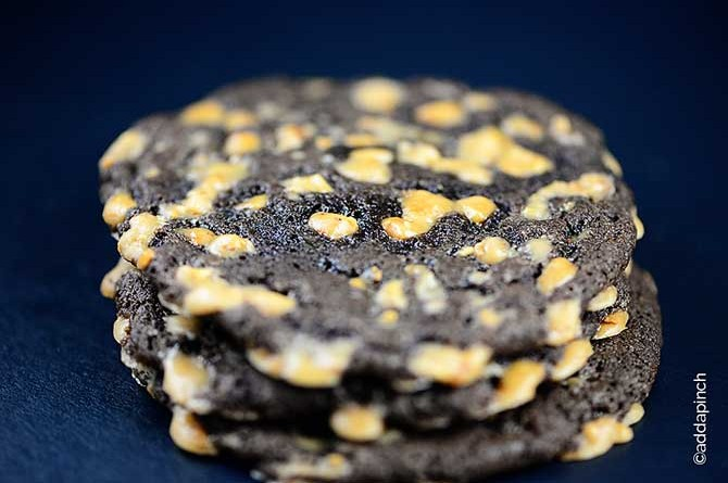 Chocolate Toffee Crunch Cookies Recipe