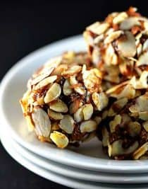 Date Energy Balls Recipe from addapinch.com