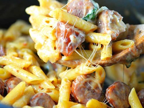 one pot penne pasta recipe add a pinch