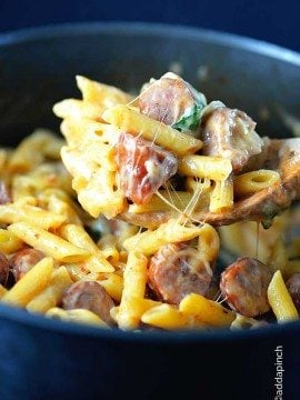 One Pot Penne Pasta Recipe