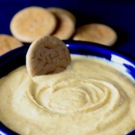 Pumpkin Cheesecake Dip Recipe from addapinch.com