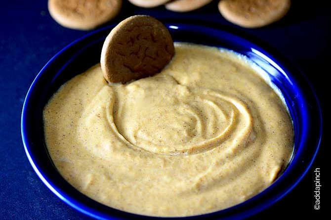Pumpkin Cheesecake Dip Recipe