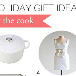 Gift Ideas for Cooks 2014 from addapinch.com
