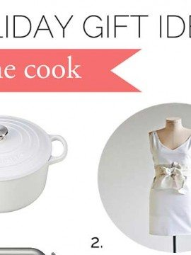Gift Ideas for Cooks 2014