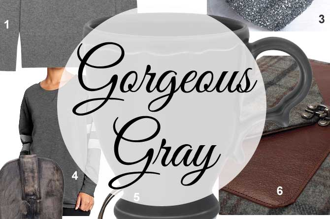 Gorgeous Gray