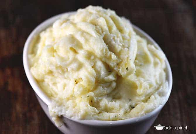 Boursin Mashed Potatoes Recipe Add A Pinch